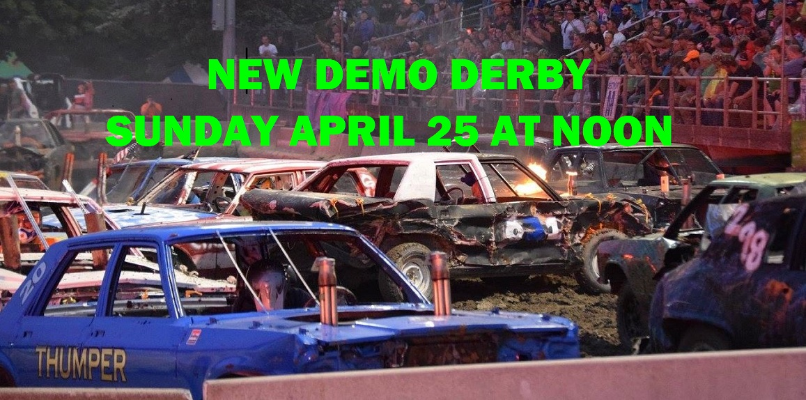 MF DEMO DERBY